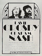 David Crosby Poster