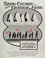 Graham Nash Poster