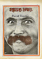 David Crosby Rolling Stone Magazine
