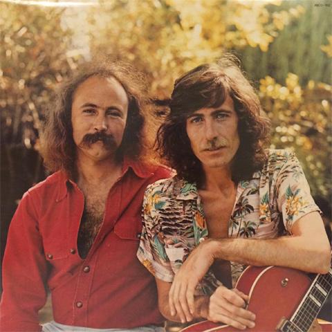 David Crosby Vinyl (Used)