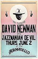 David &quot;Fathead&quot; Newman Poster