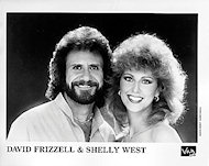 David Frizzell Promo Print