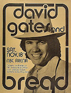 David Gates Poster