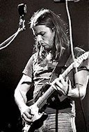 David Gilmour Fine Art Print