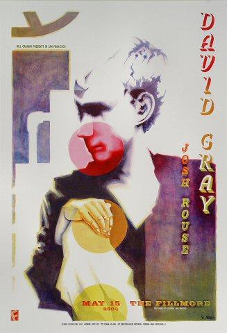 David Gray Poster