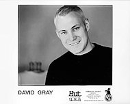 David Gray Promo Print