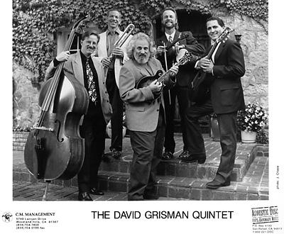 David Grisman QuintetPromo Print