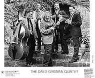 David Grisman Quintet Promo Print