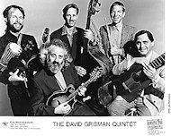 David Grisman Quintet Promo Print