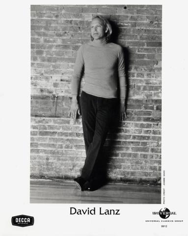 David LanzPromo Print
