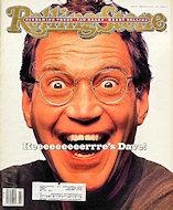 David Letterman Magazine