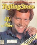 David Letterman Rolling Stone Magazine