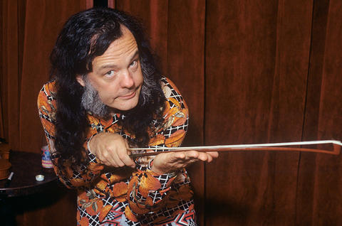 David Lindley Fine Art Print