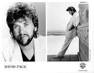 David Pack Promo Print