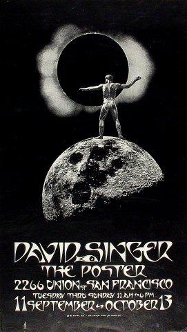David Singer Poster
