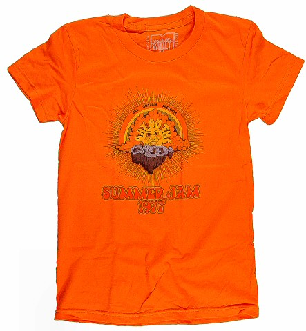 Day on the Green Summer Jam Women's Retro T-Shirt