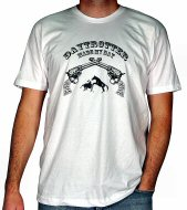 Daytrotter Made My Day Men's Retro T-Shirt