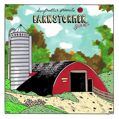 Daytrotter Vinyl Series No. 7 - BarnstormerVinyl