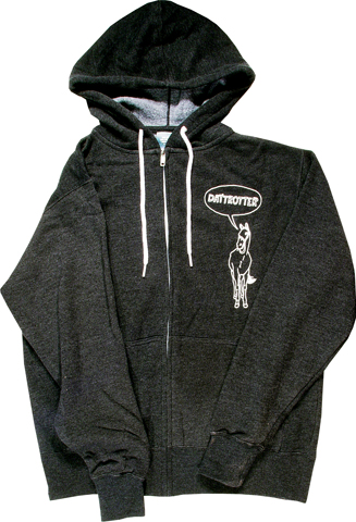 Daytrotter Men's Retro Sweatshirt