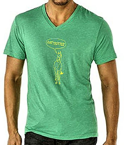 Daytrotter Men's Retro T-Shirt