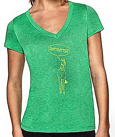 Daytrotter Women's Retro T-Shirt