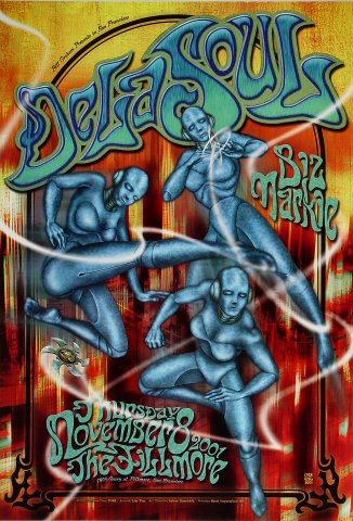 De La Soul Poster