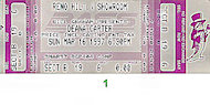 Deana Carter Vintage Ticket