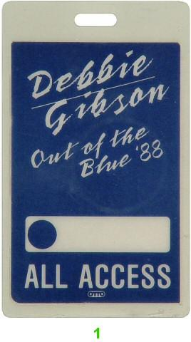 Debbie Gibson Laminate