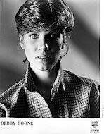Debby Boone Promo Print