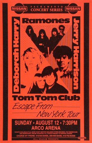 Deborah Harry Poster