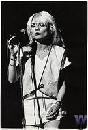 Deborah Harry Vintage Print