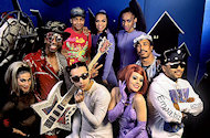 Deee-Lite BG Archives Print