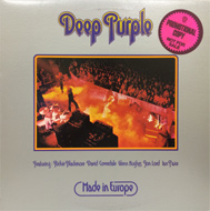 Deep Purple Vinyl (Used)