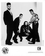 Def Con Four Promo Print