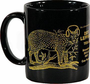 Def LeppardVintage Mug