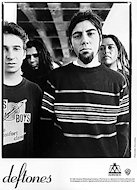 Deftones Promo Print