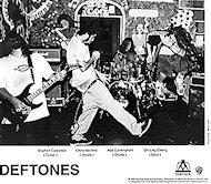 Deftones Promo Print