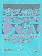 Eric Clapton Handbill