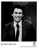 Dennis Miller Promo Print