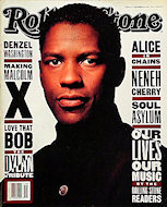 Denzel Washington Magazine