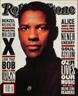 Denzel Washington Rolling Stone Magazine