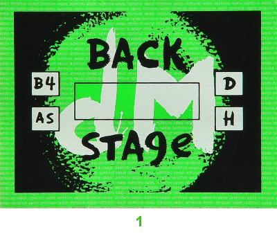 Depeche ModeBackstage Pass