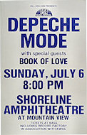 Depeche Mode Poster
