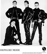 Depeche Mode Promo Print