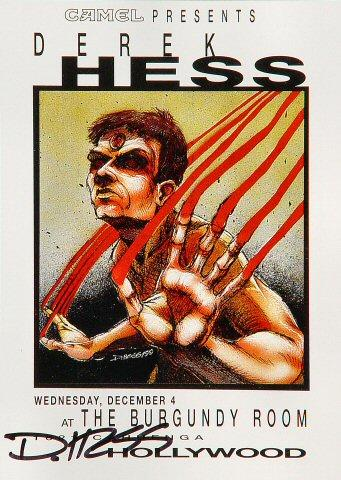 Derek Hess Handbill