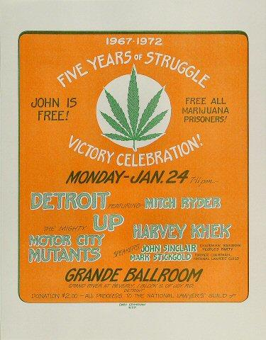 Detroit Handbill