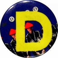 Devo Vintage Pin