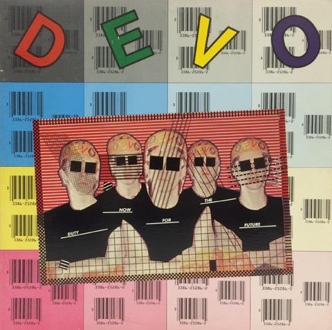 Devo Vinyl (Used)