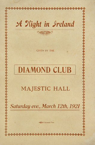 Diamond Club Program
