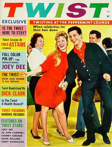 Dick ClarkMagazine